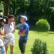 Live@Tour de France 2012: rustdag in Pau