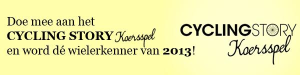 Doe mee aan het Cycling Story Koersspel!