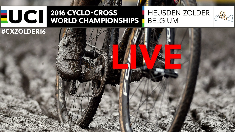 LIVE Cyclocross: WK veldrijden 2016 - Livestreams - Cycling Story: www.cyclingstory.nl/2016/01/29/live-cyclocross-wk-veldrijden-2016...