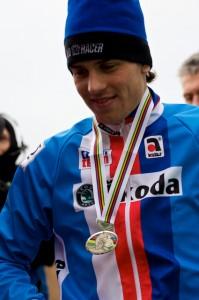 """2. Zdenek Stybar (TSJ) +22"""". (Foto © Laurens Alblas)"""