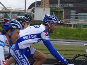 Maarten Wynants met links winnaar Kenny van Hummel © TvH