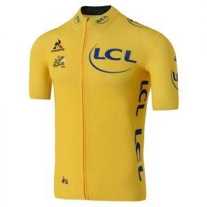 Tour de France: de gele trui