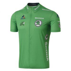 Truien Tour de France: de groene trui