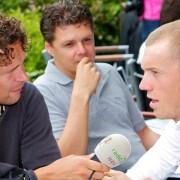 Oud-wereldkampioen Lars Boom: 'Van der Haar lossen anders wint hij het WK'