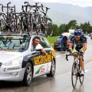 Gekwetste Markus en Feillu missen Giro d'Italia