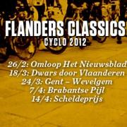 Vooruitblik Dwars door Vlaanderen 2012