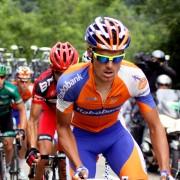 Tour de France 2012 – Foto's etappe 14