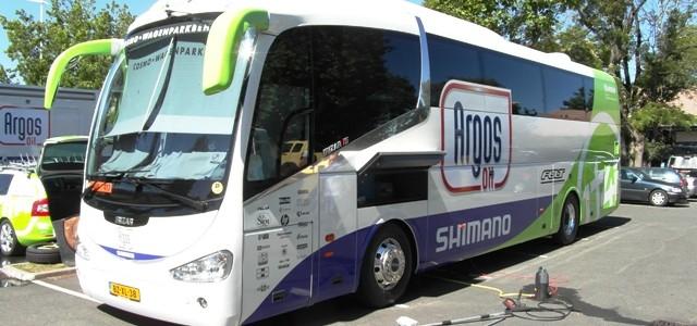 Nieuwe hoofdsponsor voor Argos-Shimano