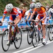 WK Wielrennen 2012 – Foto's wegrit junioren (vrouwen)
