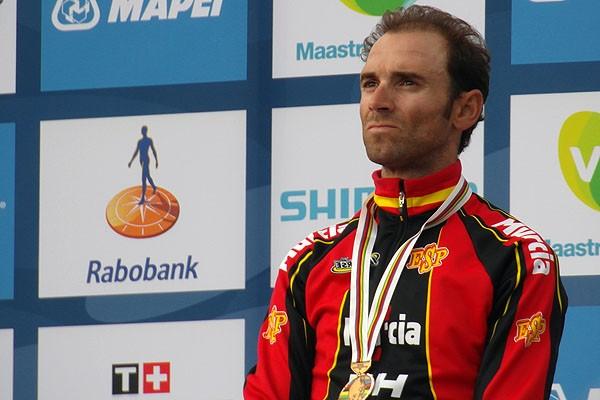 Alejandro Valverde. (foto: © Tim van Hengel / cyclingstory.nl)