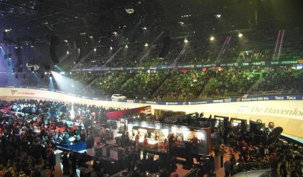 Grote publieke belangstelling voor Zesdaagse Rotterdam