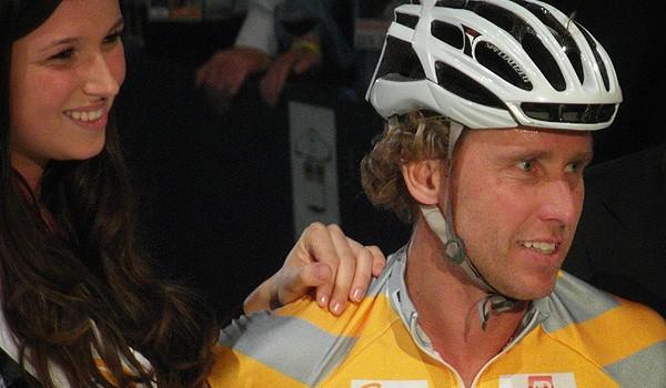 """Michael Boogerd: """"Topcompetitie past prima in filosofie Roompot Orange"""""""