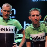 Foto's – Presentatie Belkin Procycling Team