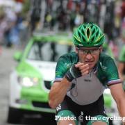 Voeckler breekt sleutelbeen en mist Tour Down Under