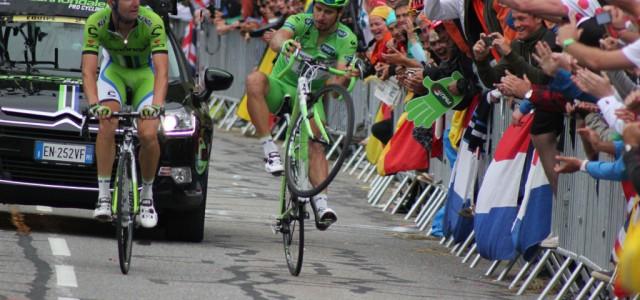 Tour de France 2013 – Foto's etappe 18 (Alpe d'Huez)