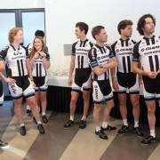 Team Giant-Alpecin presenteert zich op woensdag 7 januari in Berlijn aan de wielerwereld