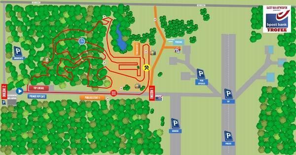 Route Bpost Bank Trofee Oostmalle 2014