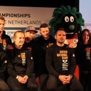 BMX – Wedstrijdbaan WK BMX gepresenteerd in Ahoy Rotterdam