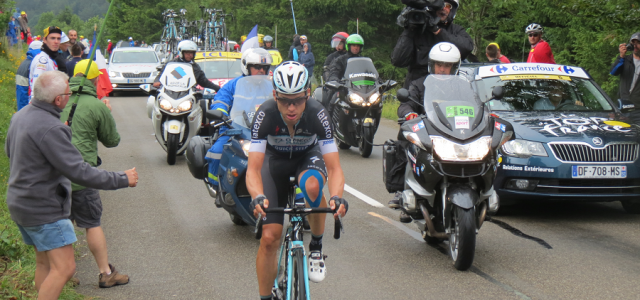 Tour de France 2014 – Foto's etappe 9