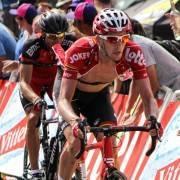 Lotto Belisol laat Jurgen van den Broeck thuis tijdens de Tour de France 2015