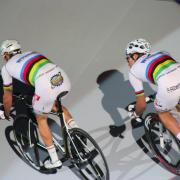 Succesvolle dag voor Spaanse wereldkampioenen tijdens Zesdaagse van Rotterdam