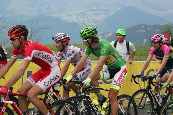 Joaquim Rodriguez en Peter Sagan. © Cycling Story.