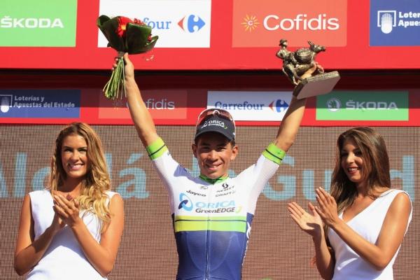 Caleb Ewan. © Vuelta a España.