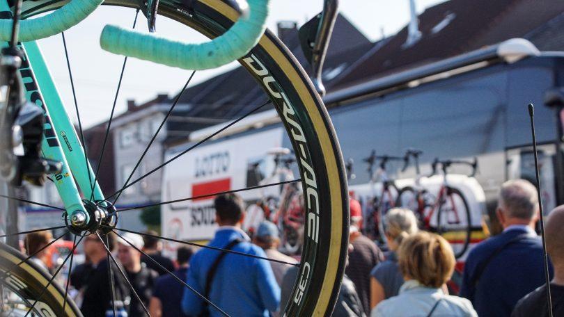De intersse van het publiek voor Lotto-Soudal is groter dan die voor de Nederlandse Lotto-ploeg © Vincent Kwanten