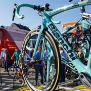 Het einde van het fietsseizoen?