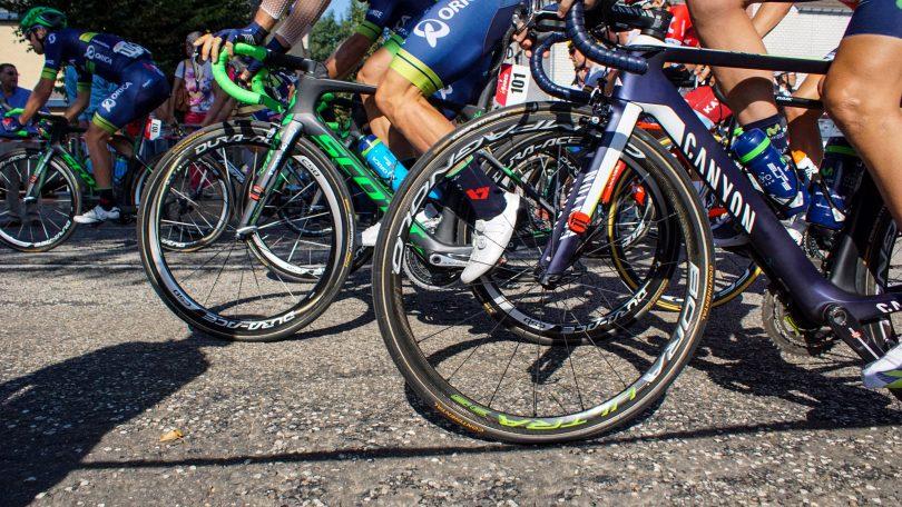 197 kilometer moeten deze wielen vandaag afleggen © Vincent Kwanten