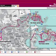 WK wielrennen Qatar 2016 – Volledige startlijst wegrit vrouwen