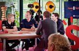 Beelden van de eerste live show Creating Memories van Team Sunweb. © Tim van Hengel/Cycling Story