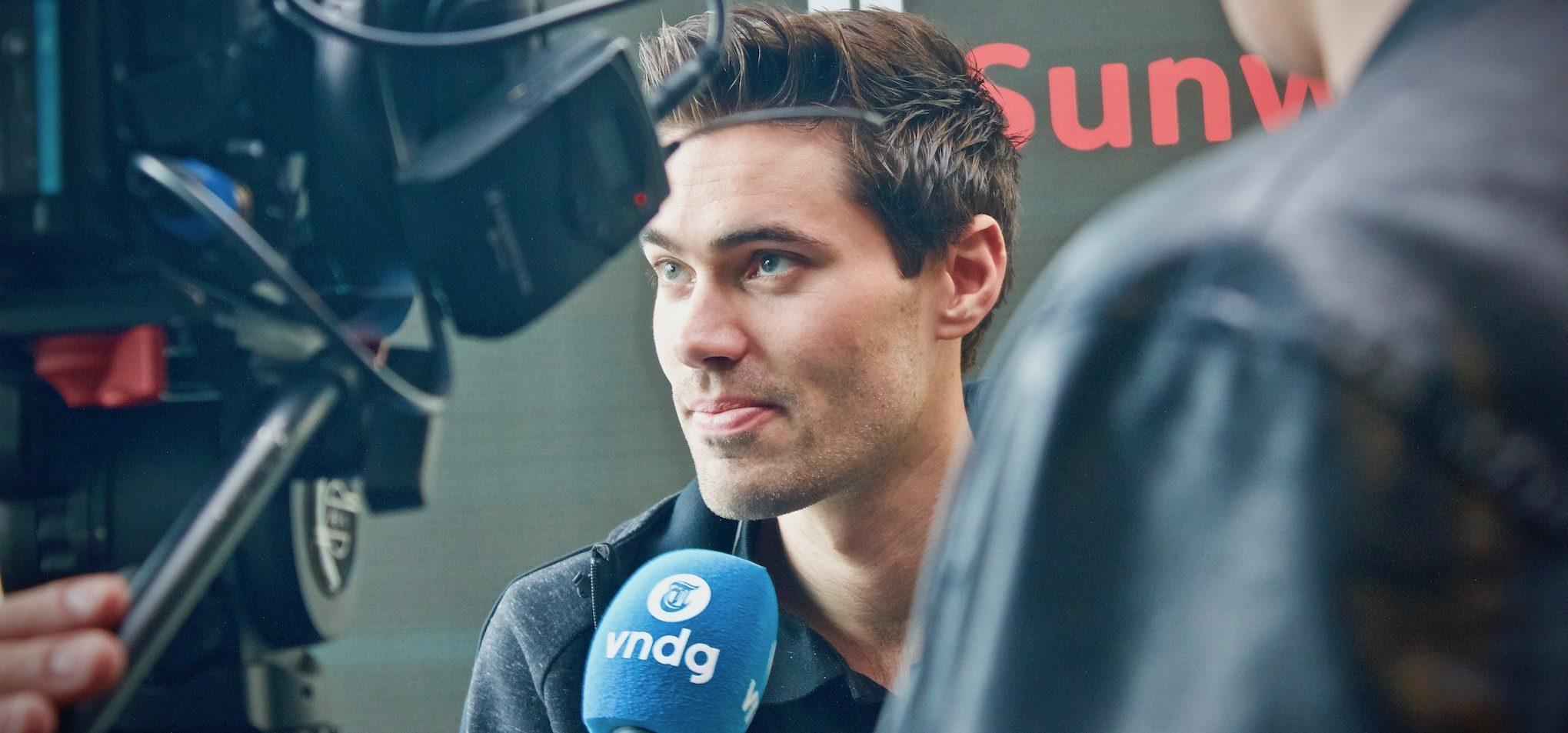 Tom Dumoulin. © Tim van Hengel/Cycling Story