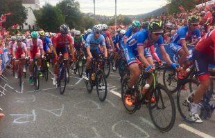 Beelden van de WK-wegrit in Bergen, Noorwegen. © Laurens Alblas, Cycling Story
