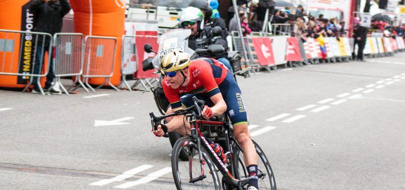 Matej Mohoric - foto: Tim van Hengel