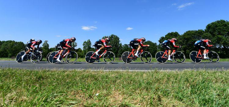 Tour de France 2018 – Uitslag etappe 3 (ploegentijdrit)