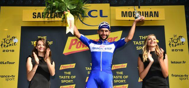 Tour de France 2018 – Uitslag etappe 4