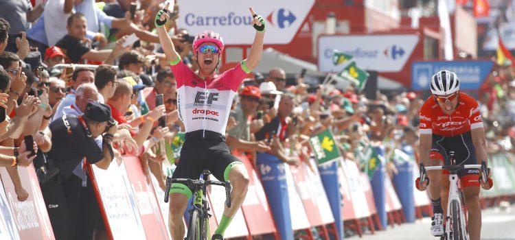 Vuelta a España 2018 – Uitslag etappe 5
