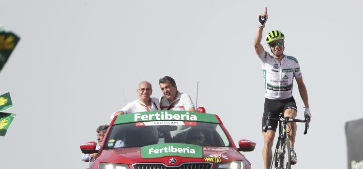 Vuelta a España 2018 – uitslag etappe 9
