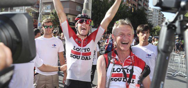 Vuelta a España 2018 – uitslag etappe 18