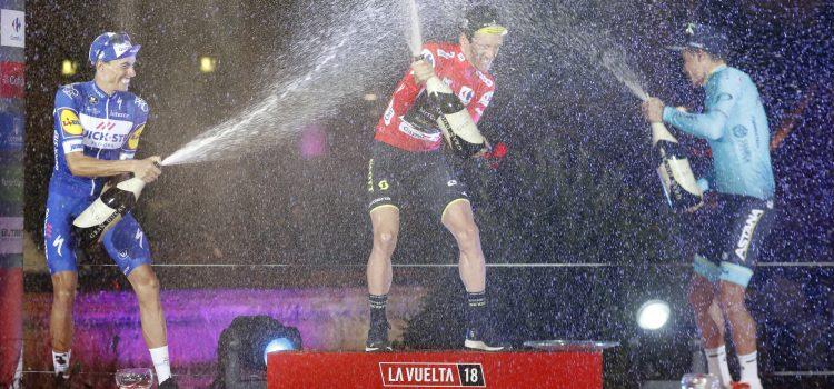 Vuelta a España 2018 – uitslag etappe 21