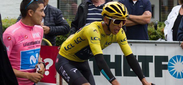 Tour de France 2020: Deelnemerslijst
