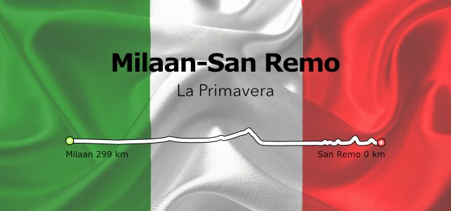 Vooruitblik Milaan-San Remo 2021