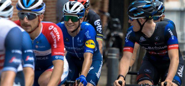 Live@Baloise Belgium Tour 2021: etappe 1 naar Maarkedal